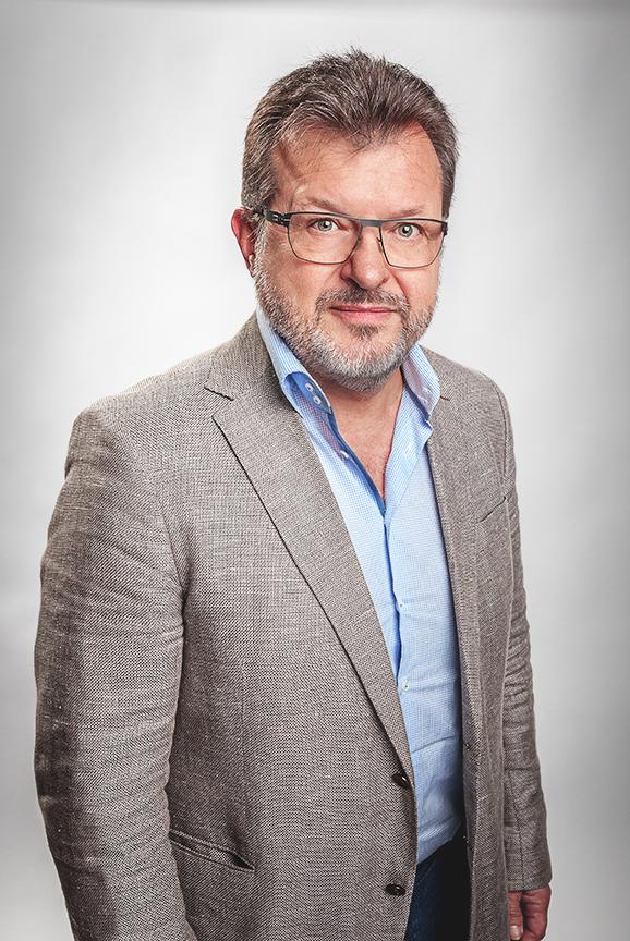 Andreas Haas - Geschäftsführer der CELEXO GmbH Foto: david.dickfeld@rittervongral.de